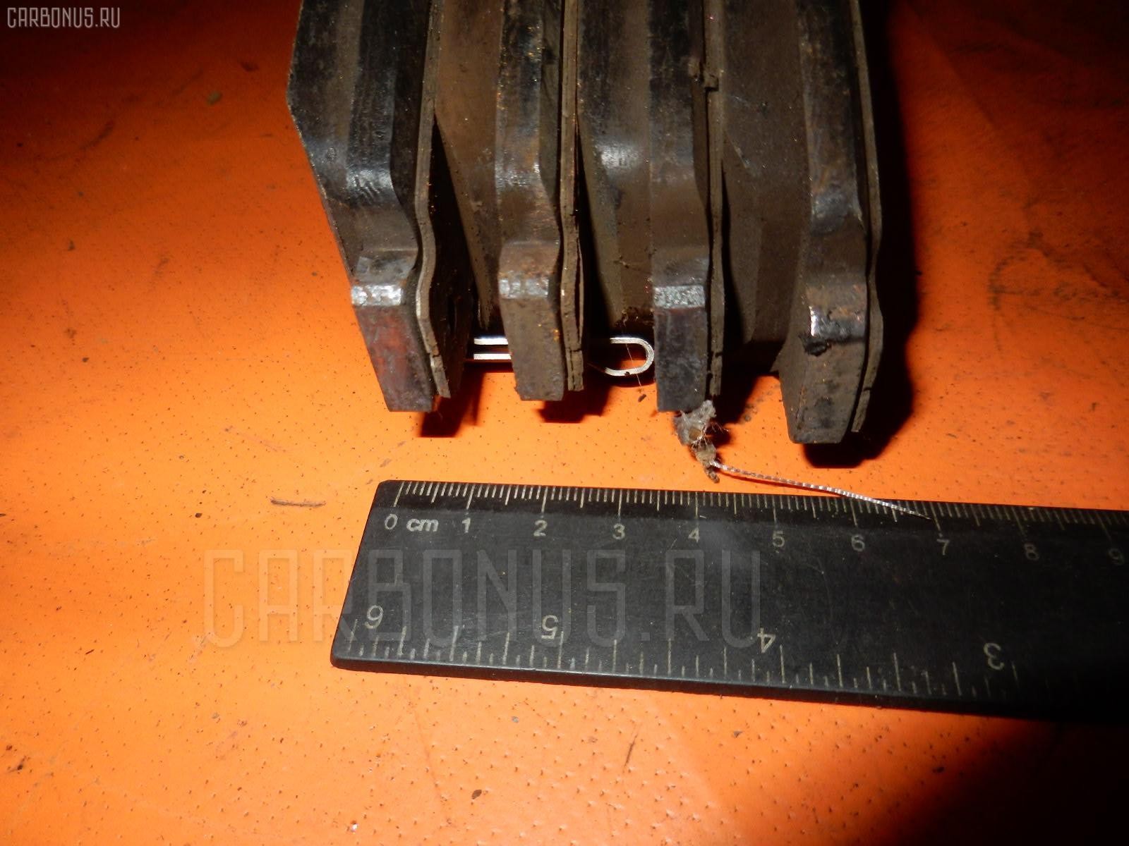 Тормозные колодки HONDA MOBILIO GB1 L15A. Фото 7