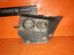Клык бампера Mitsubishi Pajero mini H58A Фото 1