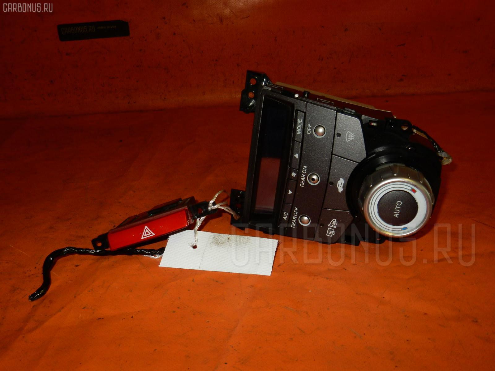 Блок управления климатконтроля HONDA ODYSSEY RB1 K24A. Фото 5