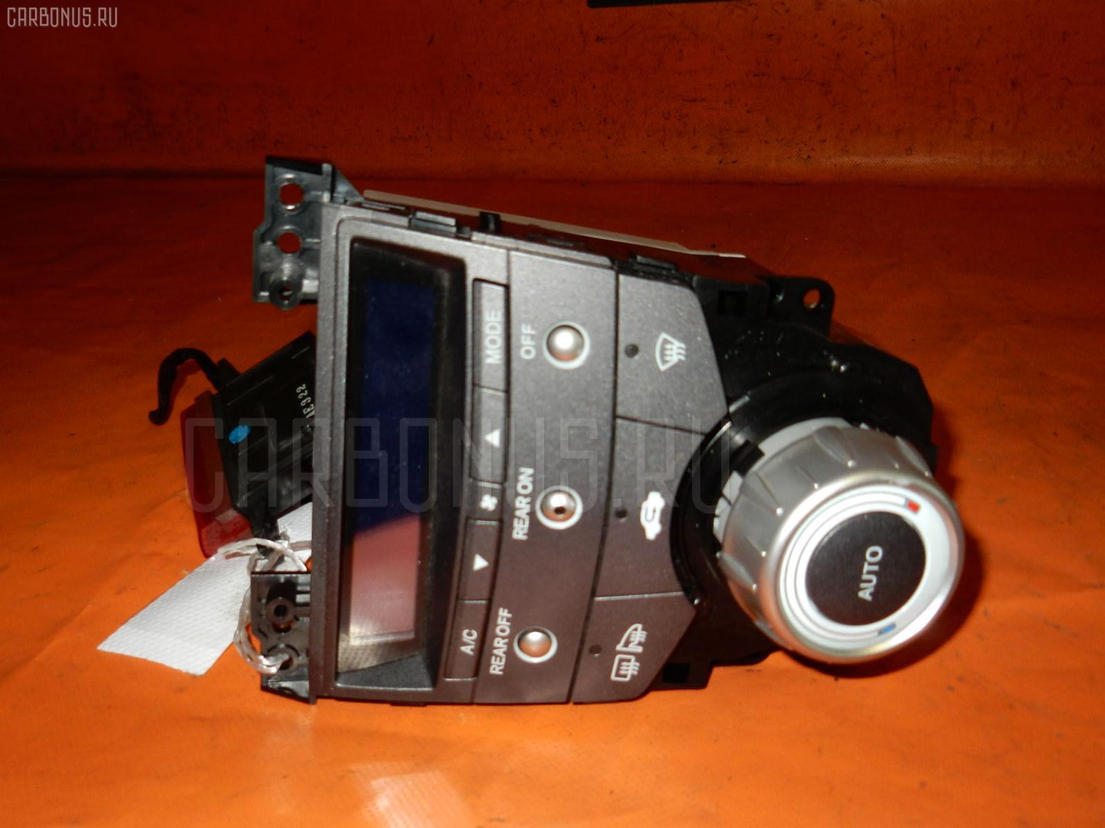 Блок управления климатконтроля Honda Odyssey RB1 K24A Фото 1