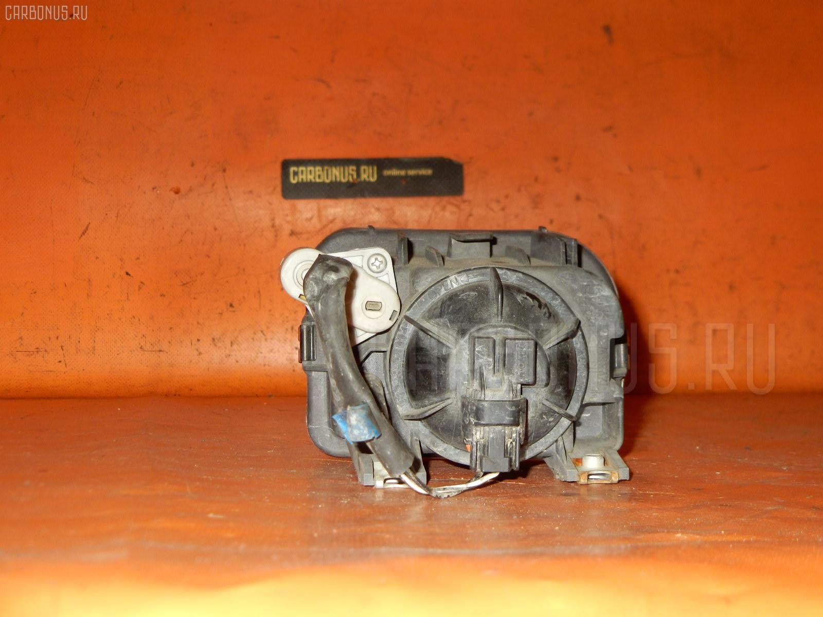 Туманка бамперная SUBARU LEGACY WAGON BH5. Фото 7