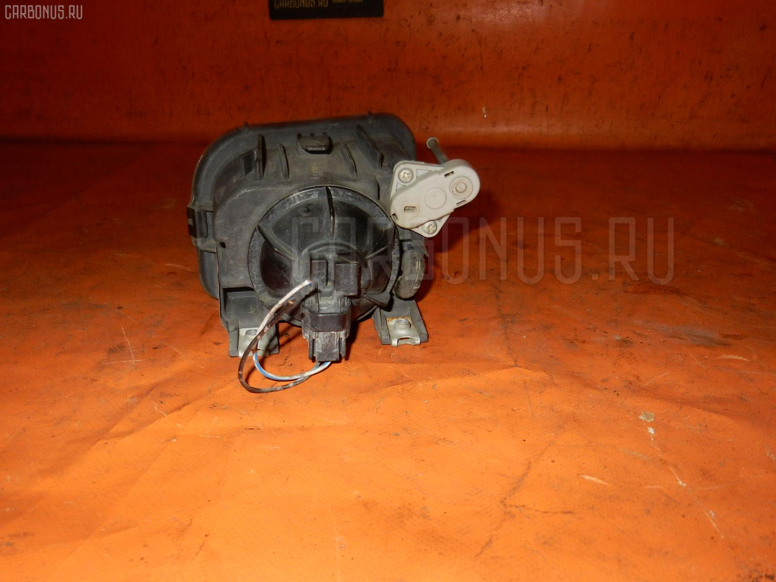 Туманка бамперная SUBARU LEGACY WAGON BH5. Фото 5