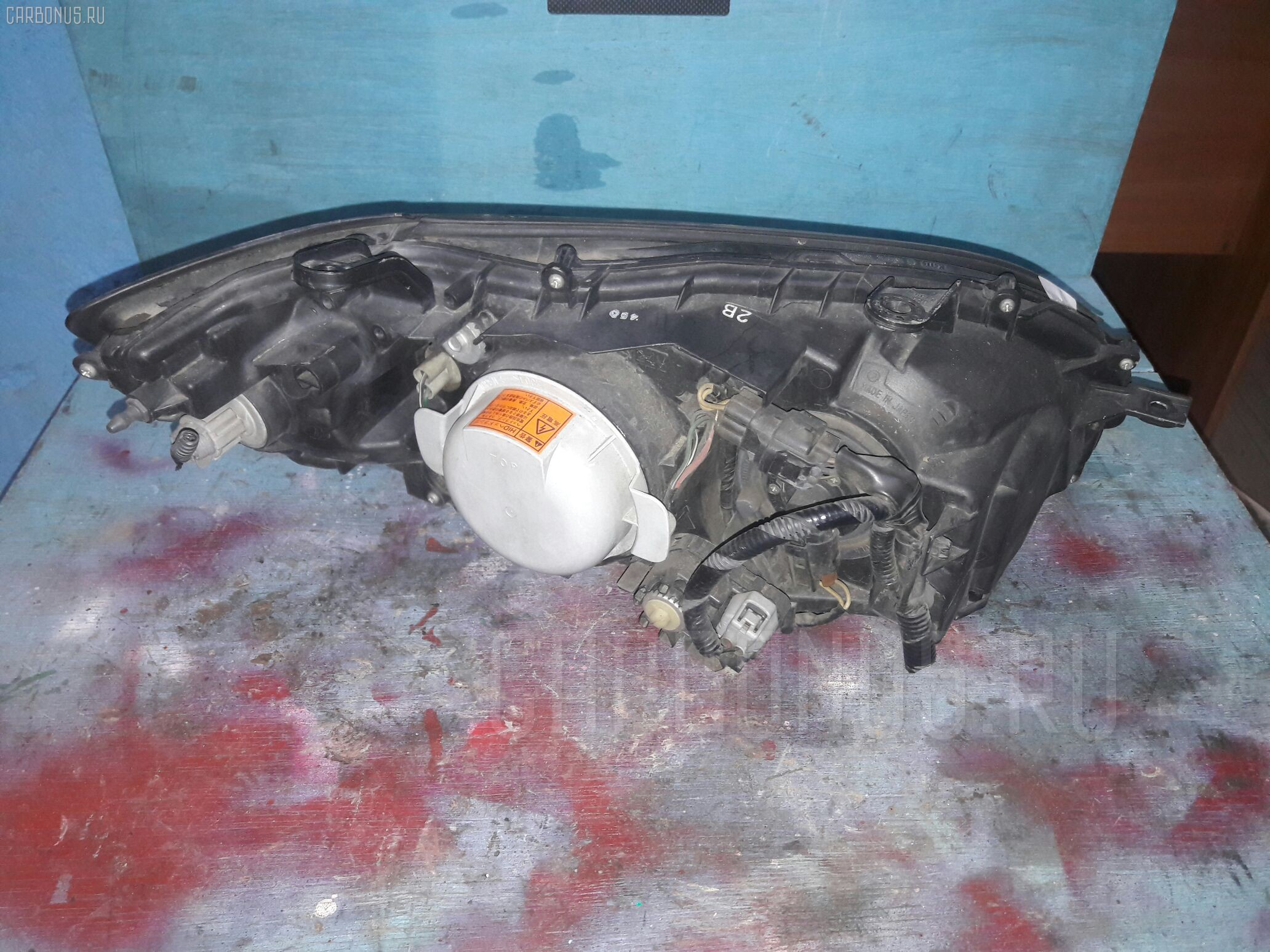 Фара SUBARU LEGACY WAGON BP5 Фото 1
