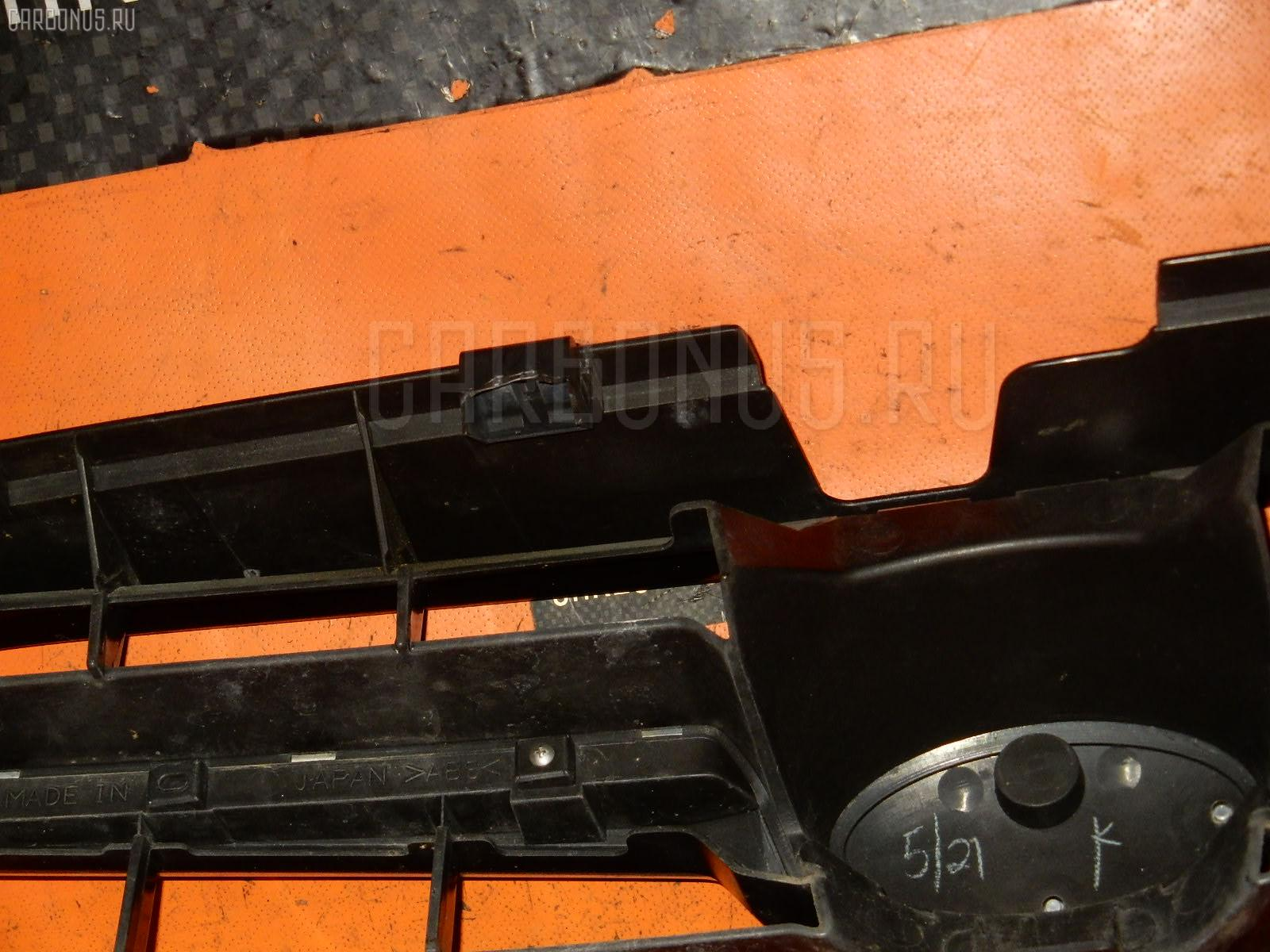 Решетка радиатора SUBARU LEGACY BL5 Фото 2