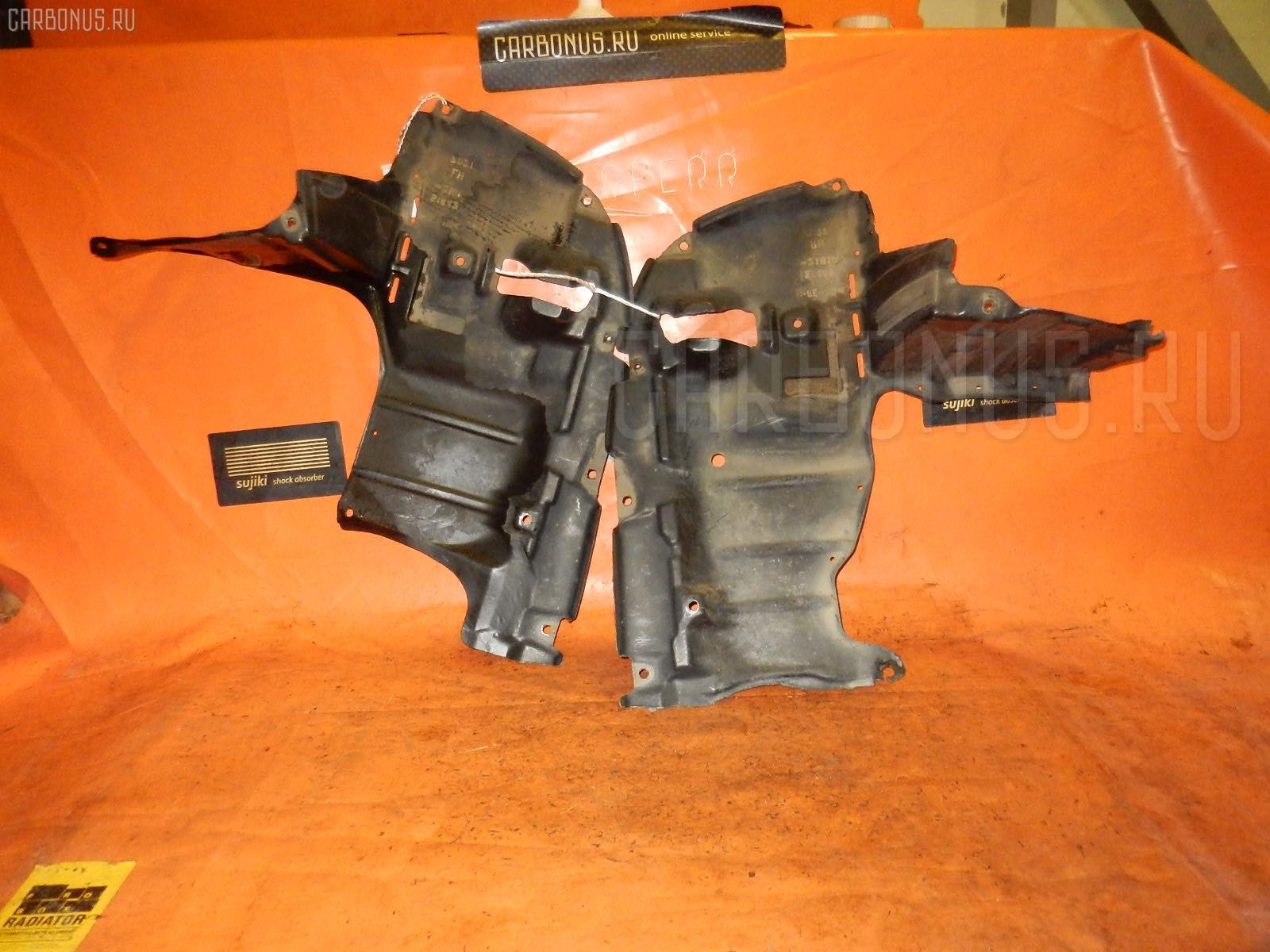 Защита двигателя TOYOTA CALDINA ST210G 3S-FE. Фото 1