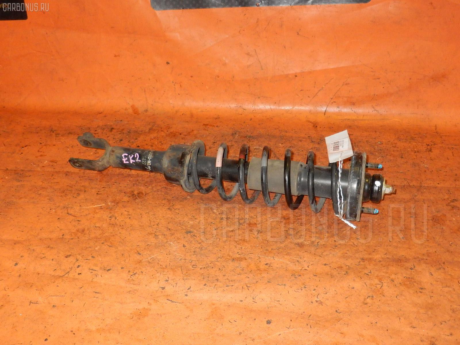 Стойка HONDA CIVIC EK2 D13B. Фото 8