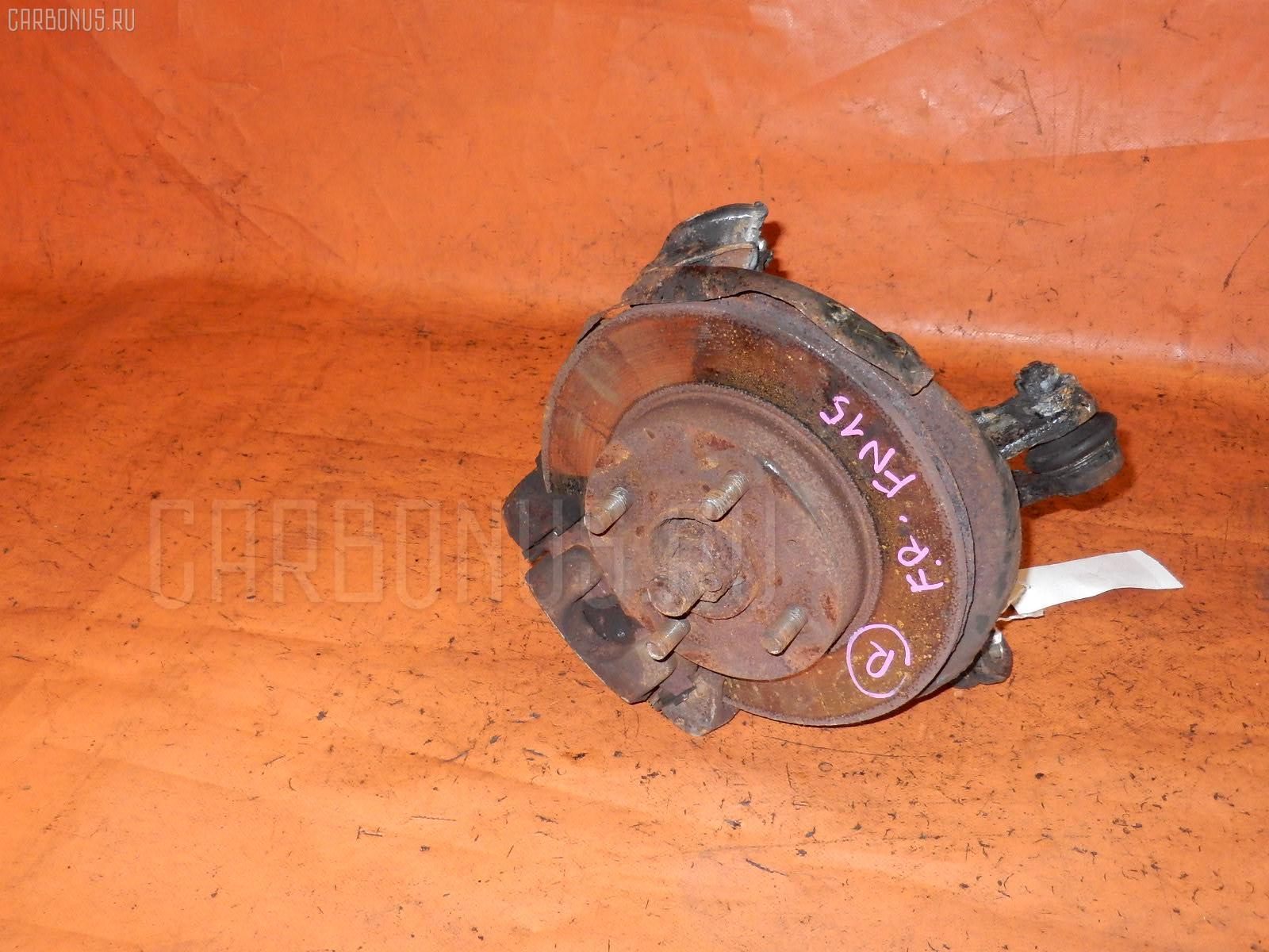 Ступица NISSAN PULSAR FN15 GA15DE. Фото 5