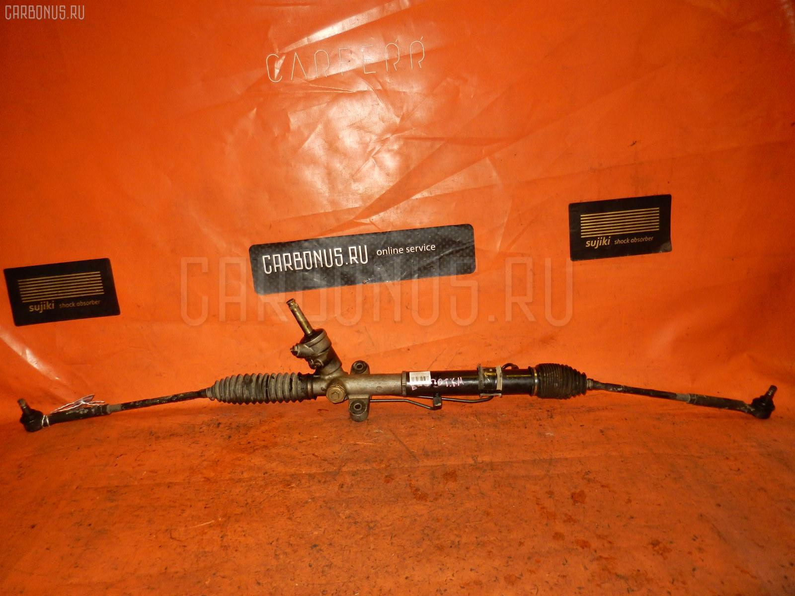 Рулевая рейка SUBARU LEGACY BL5 EJ20. Фото 9