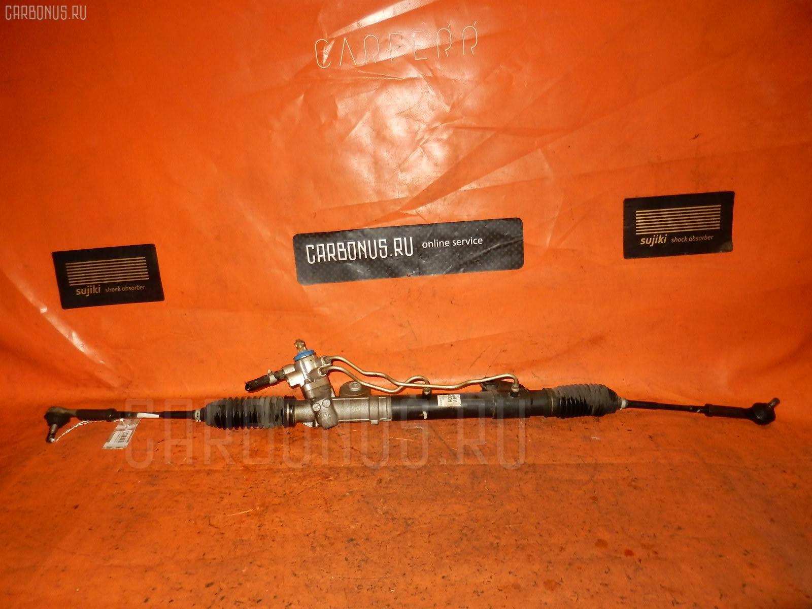 Рулевая рейка NISSAN PRIMERA TP12 QR20DE. Фото 3