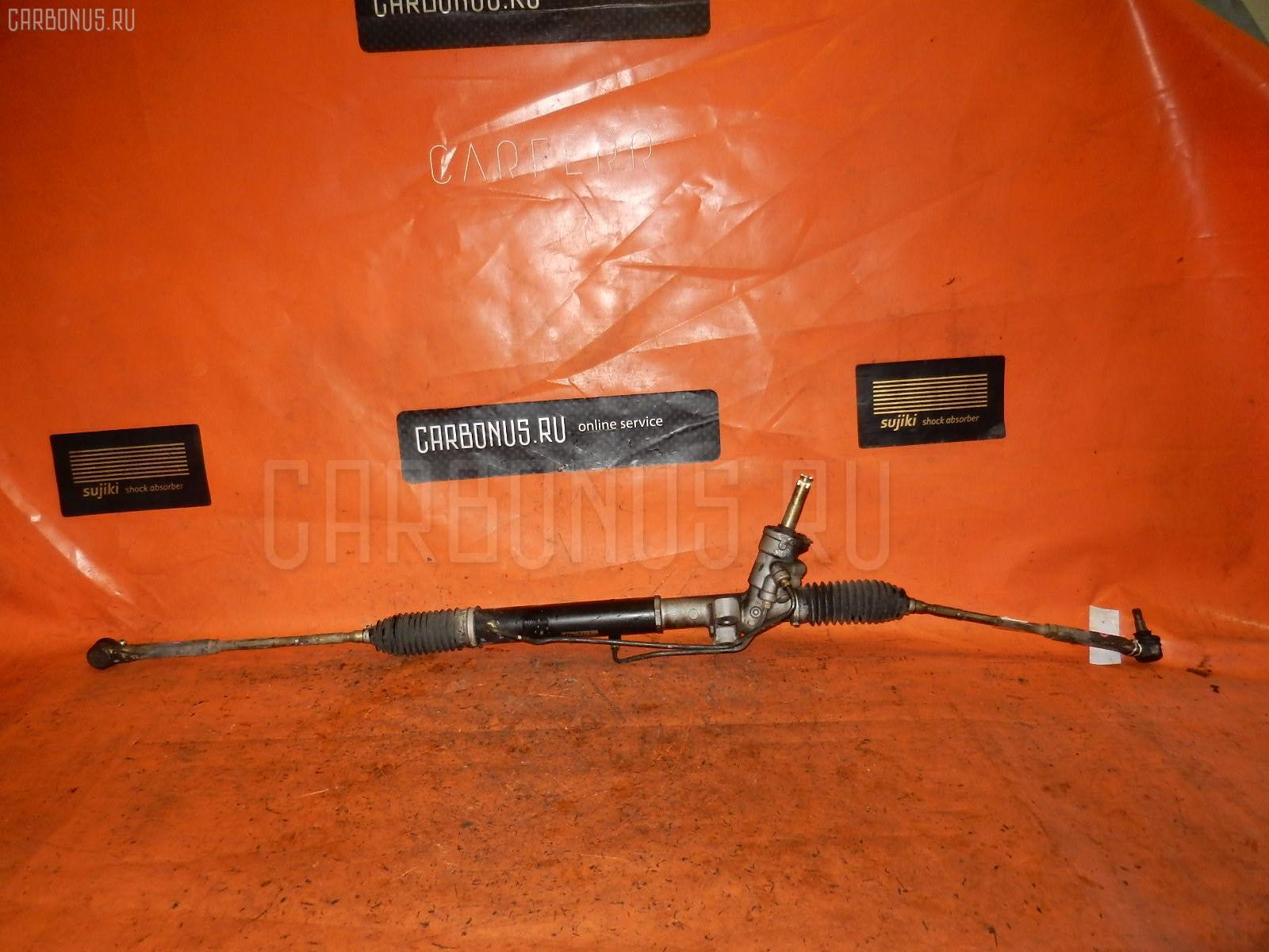 Рулевая рейка SUBARU LEGACY BL5 EJ20. Фото 10