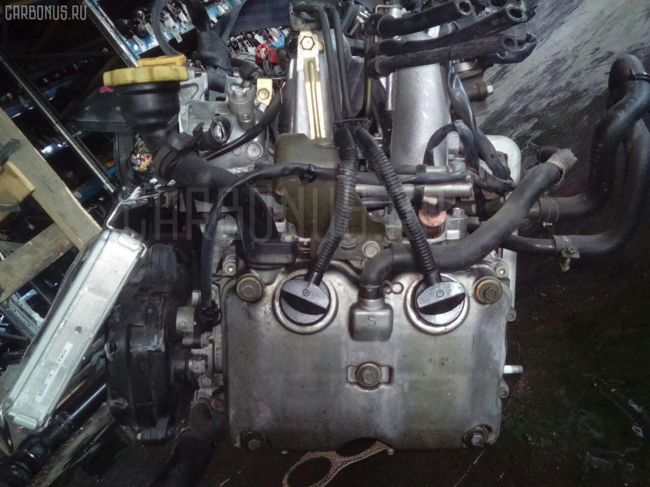 Двигатель SUBARU IMPREZA WAGON GG2 EJ15 Фото 9