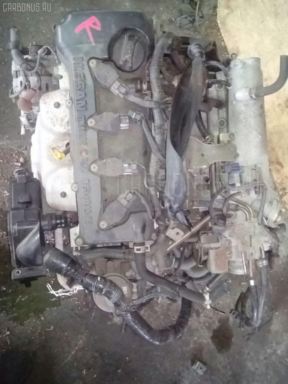 Двигатель NISSAN SUNNY FNB15 QG15DE Фото 9