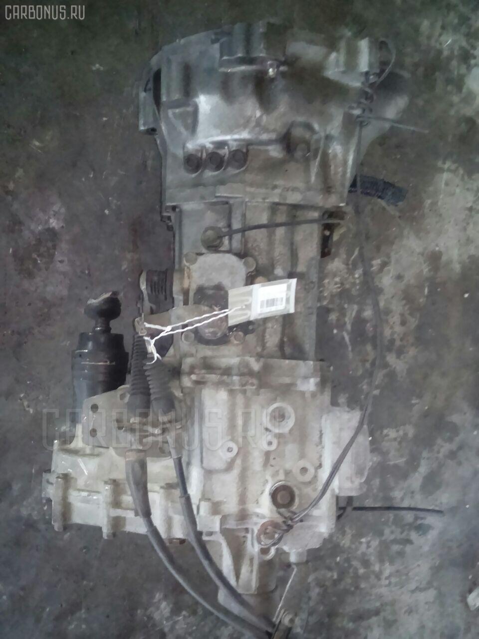 КПП механическая DAIHATSU TERIOS KID J111G EF-DET. Фото 9