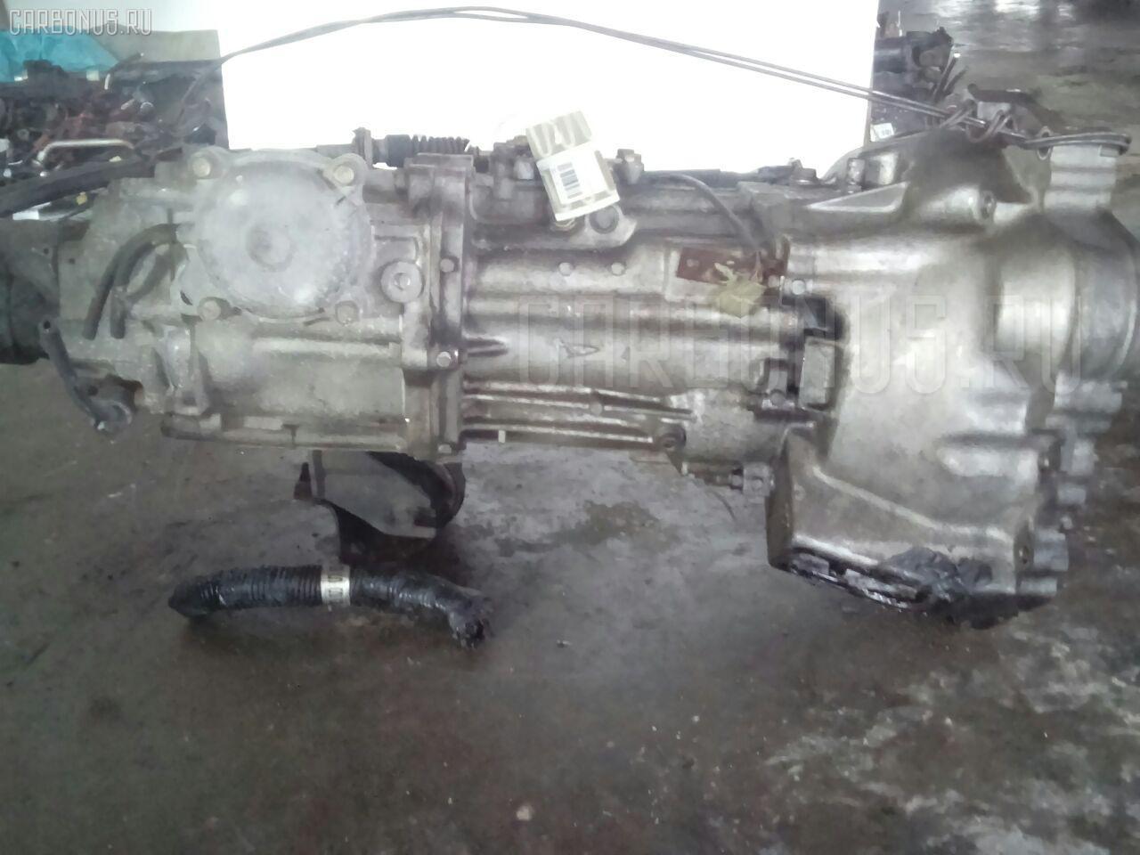 КПП механическая DAIHATSU TERIOS KID J111G EF-DET. Фото 7