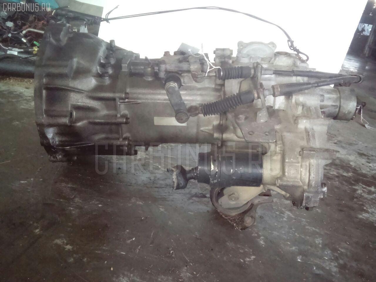 КПП механическая DAIHATSU TERIOS KID J111G EF-DET. Фото 6