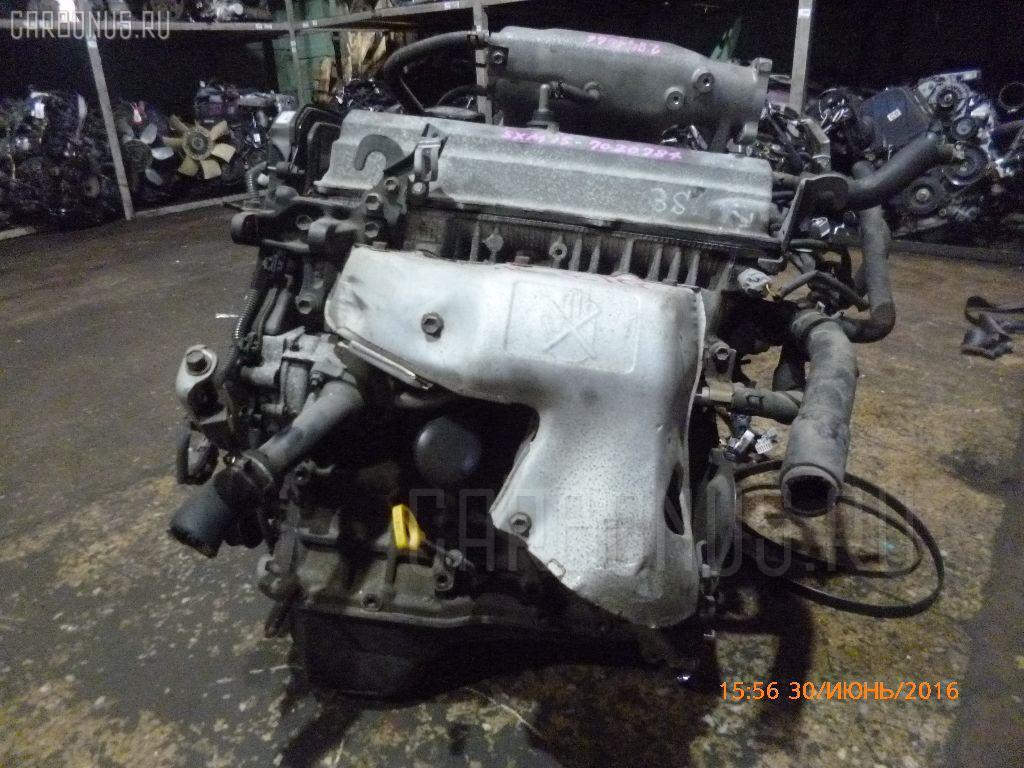 Двигатель TOYOTA IPSUM SXM15G 3S-FE. Фото 9