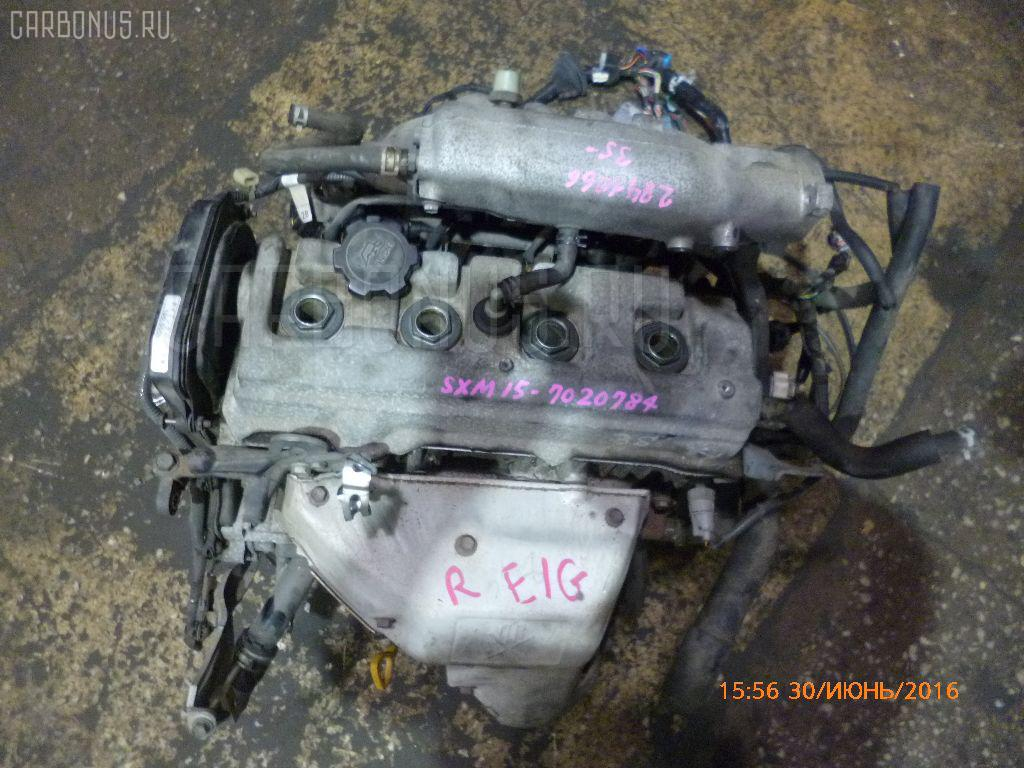 Двигатель TOYOTA IPSUM SXM15G 3S-FE. Фото 8
