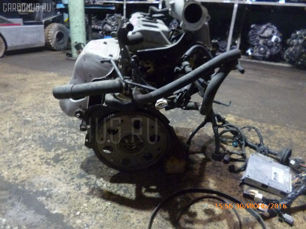 Двигатель TOYOTA IPSUM SXM15G 3S-FE. Фото 10