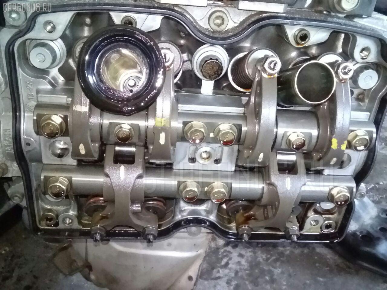 Двигатель SUBARU LEGACY WAGON BP5 EJ20 Фото 11