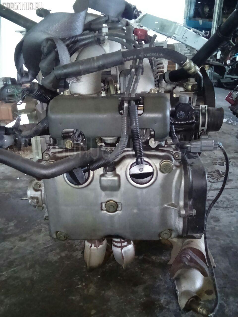 Двигатель SUBARU LEGACY WAGON BP5 EJ20 Фото 2
