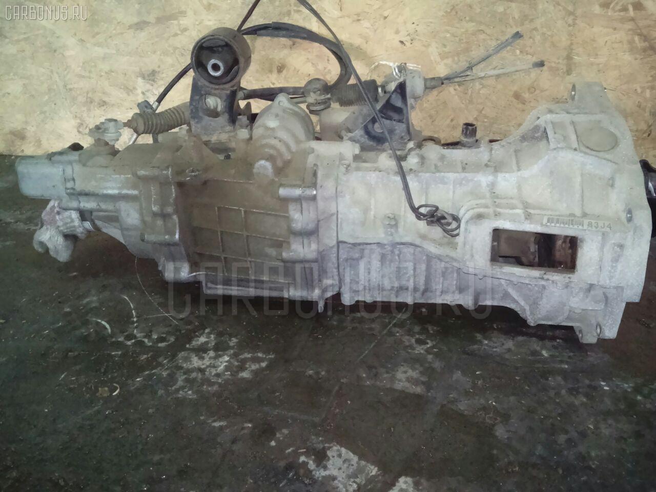 КПП механическая SUZUKI EVERY DA65T K6A Фото 2
