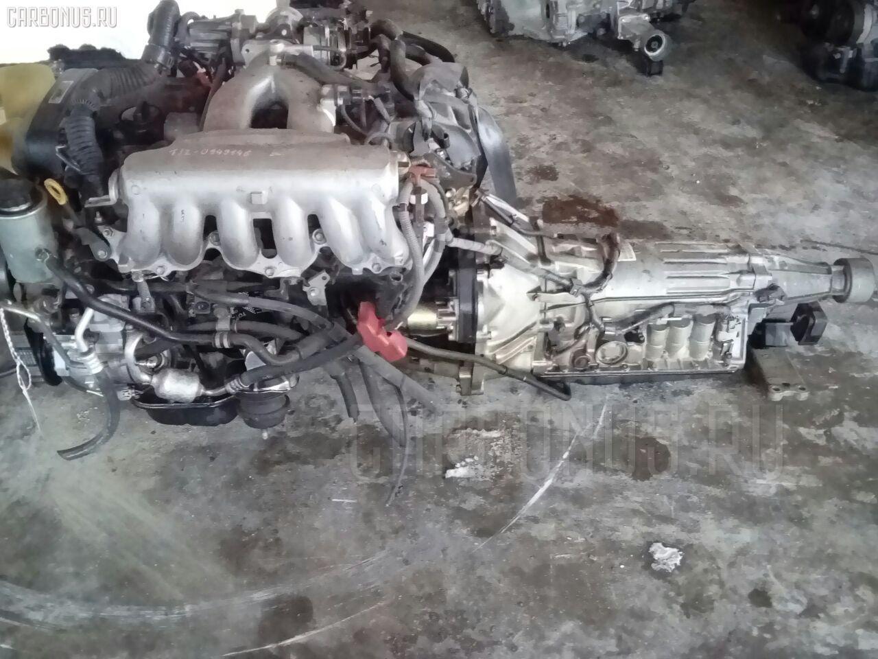 Двигатель TOYOTA PROGRES JCG10 1JZ-GE. Фото 11