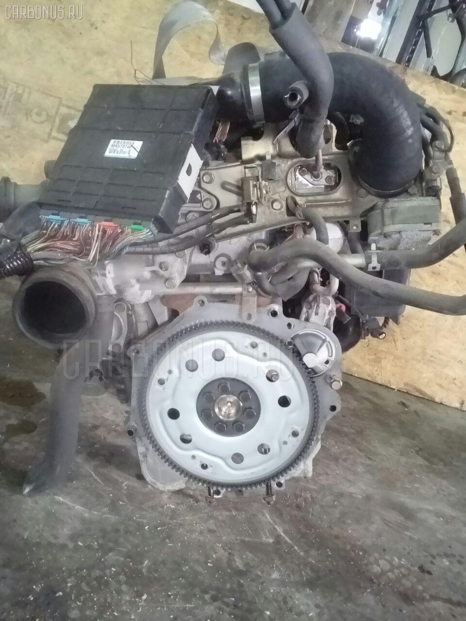 Двигатель MITSUBISHI LANCER CEDIA WAGON CS5W 4G93T Фото 6
