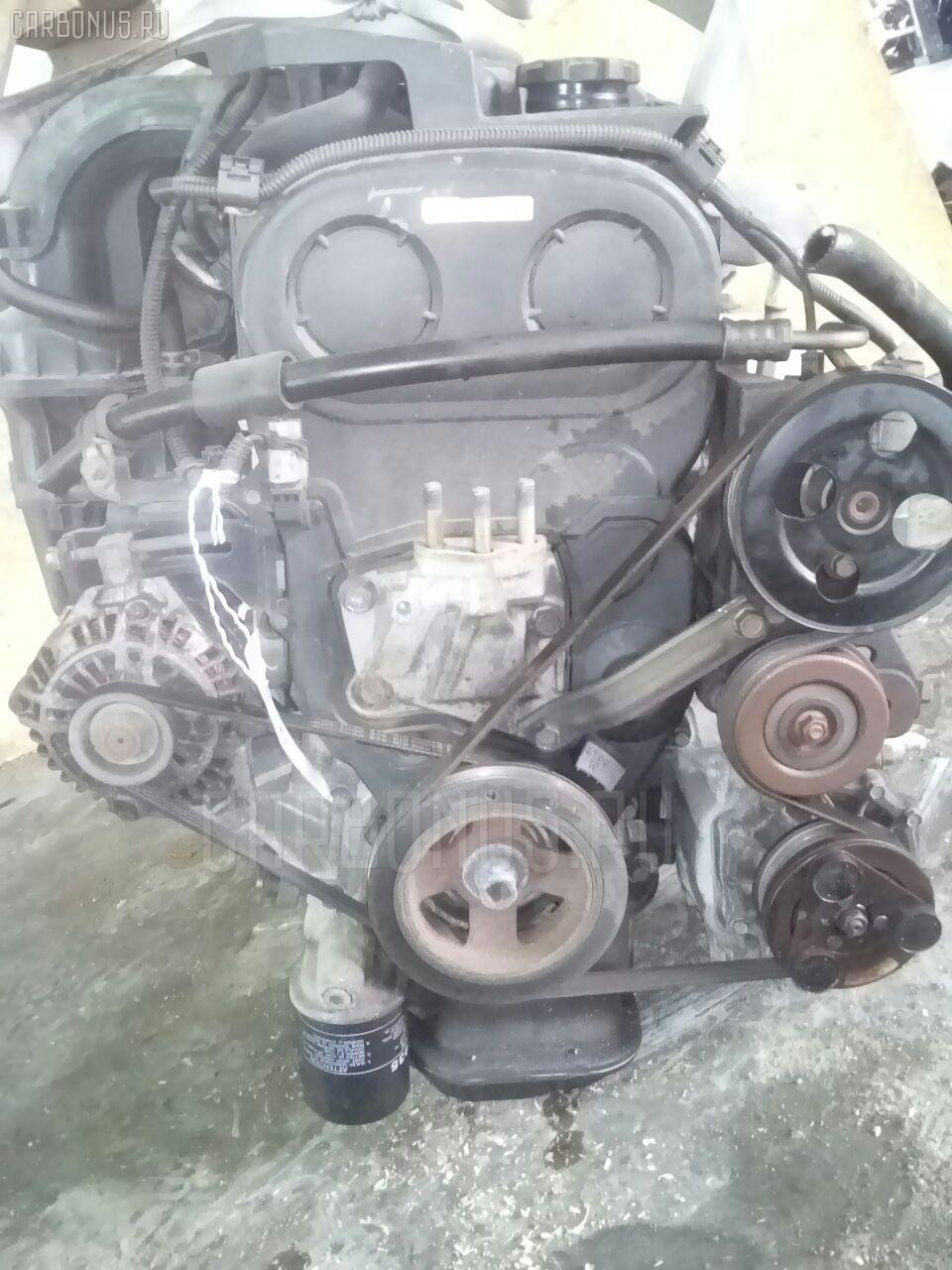 Двигатель MITSUBISHI LANCER CEDIA WAGON CS5W 4G93-T. Фото 8