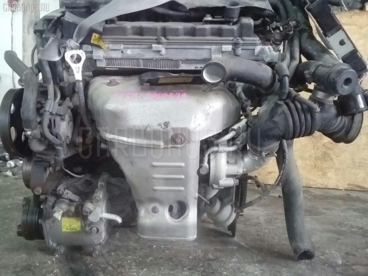 Двигатель Mitsubishi Lancer cedia wagon CS5W 4G93T Фото 1