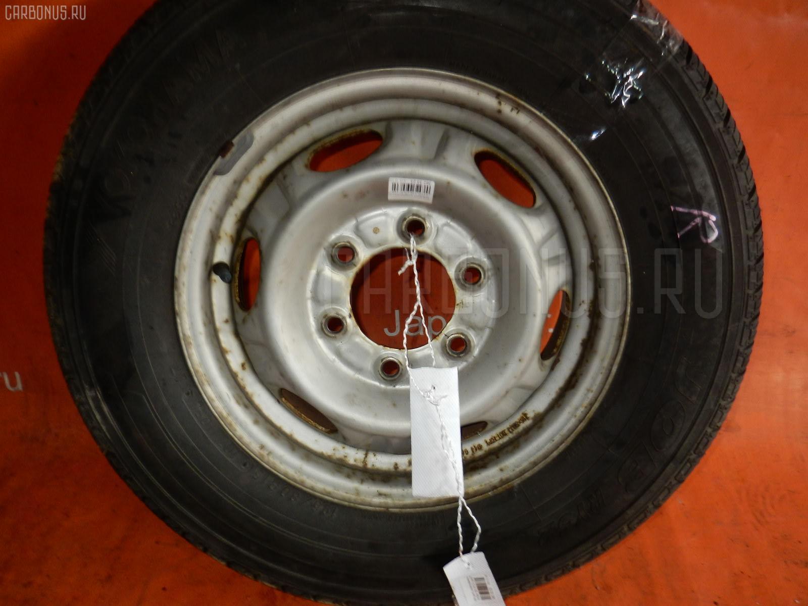 Диск штамповка грузовой R15LT / 6-139.7 / 5.5J Фото 1