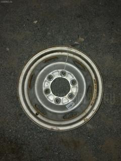 Диск штамповка грузовой R15lt / 6-139.7 / C100 / 5.5J Фото 1
