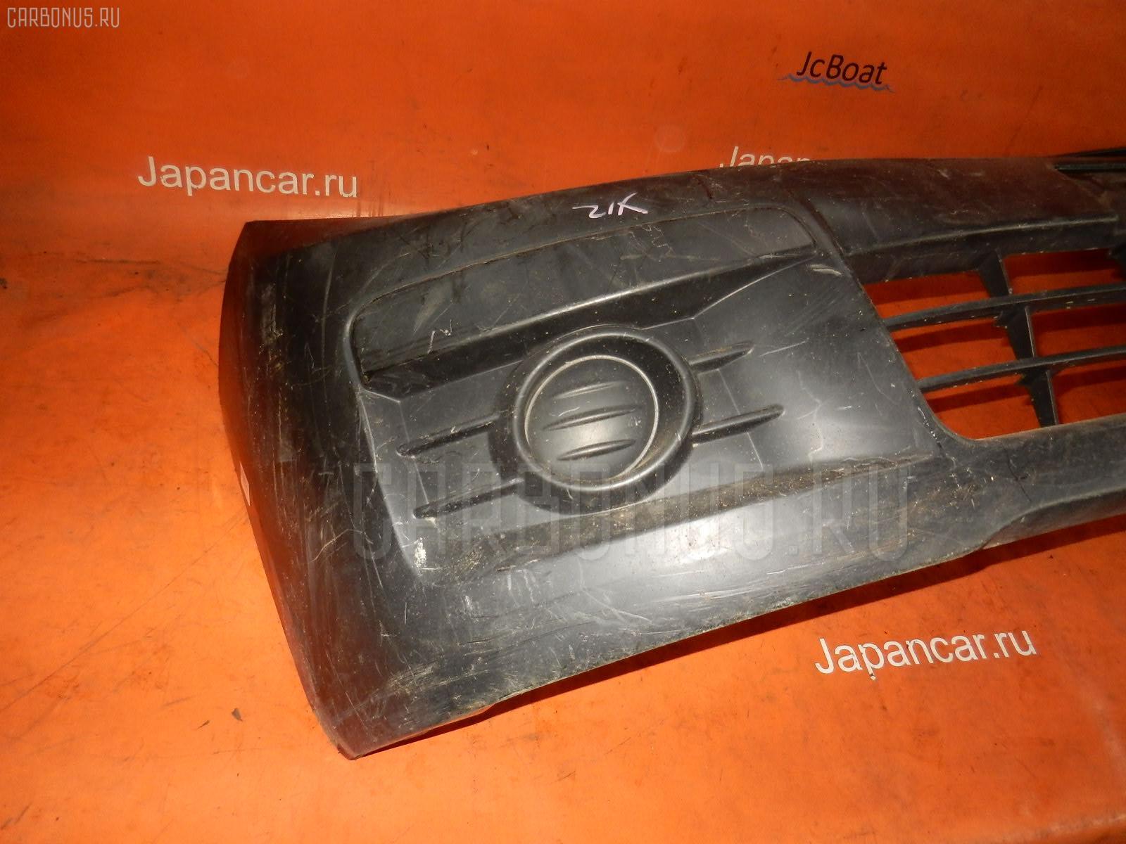 Бампер MITSUBISHI LANCER CVAY12 Фото 4