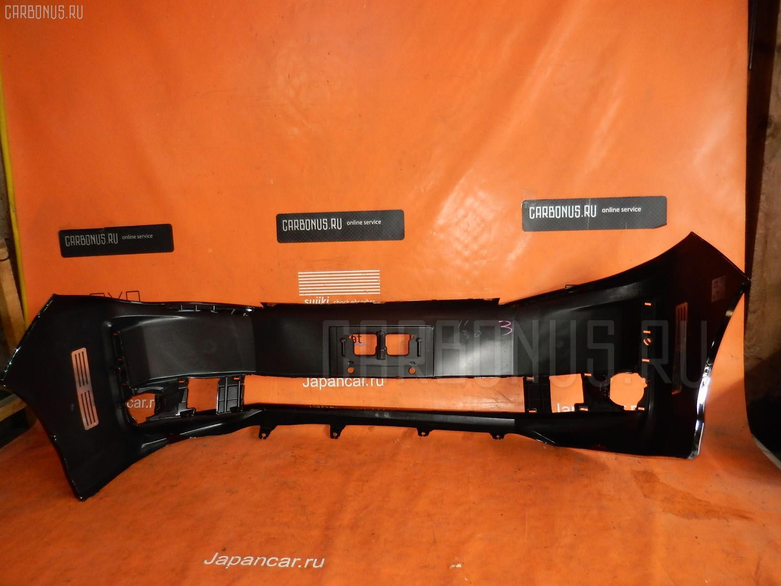 Бампер TOYOTA VOXY ZRR80G Фото 3