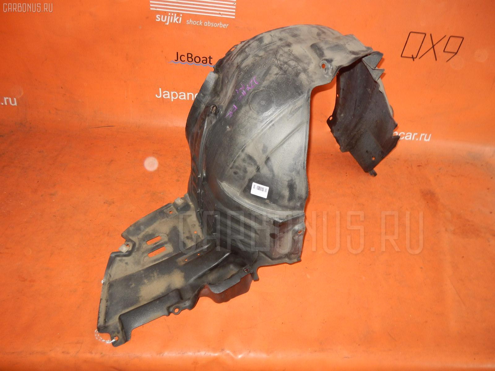 Подкрылок TOYOTA MARK II JZX110 1JZ-FSE. Фото 6