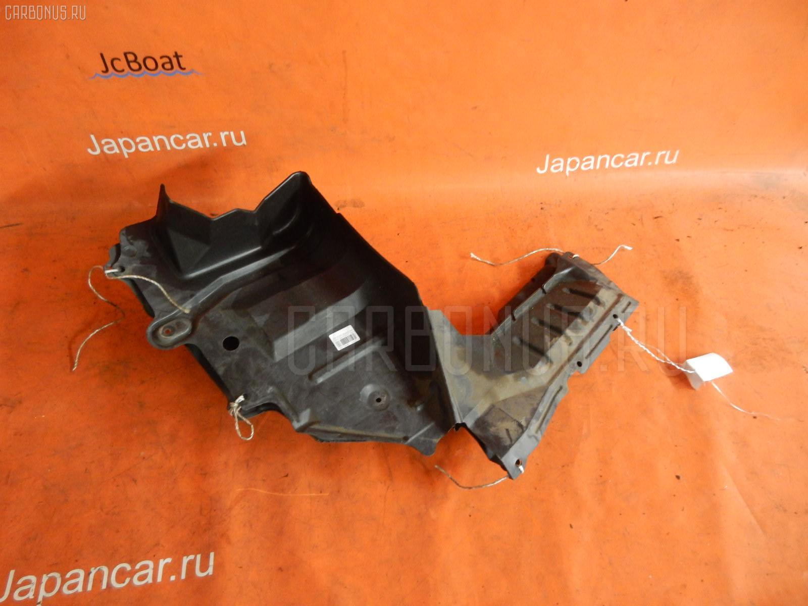Защита двигателя NISSAN SUNNY FB15 QG15DE. Фото 3