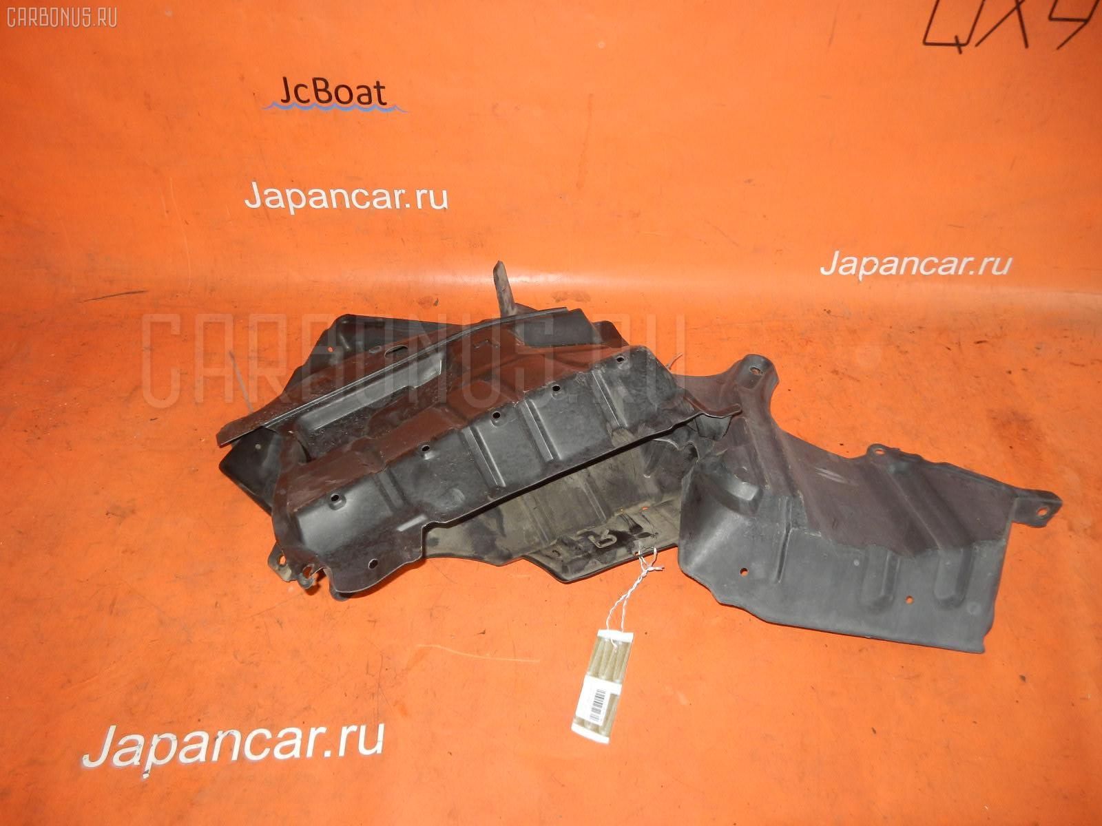 Защита двигателя NISSAN CEFIRO A33 VQ20DE. Фото 1