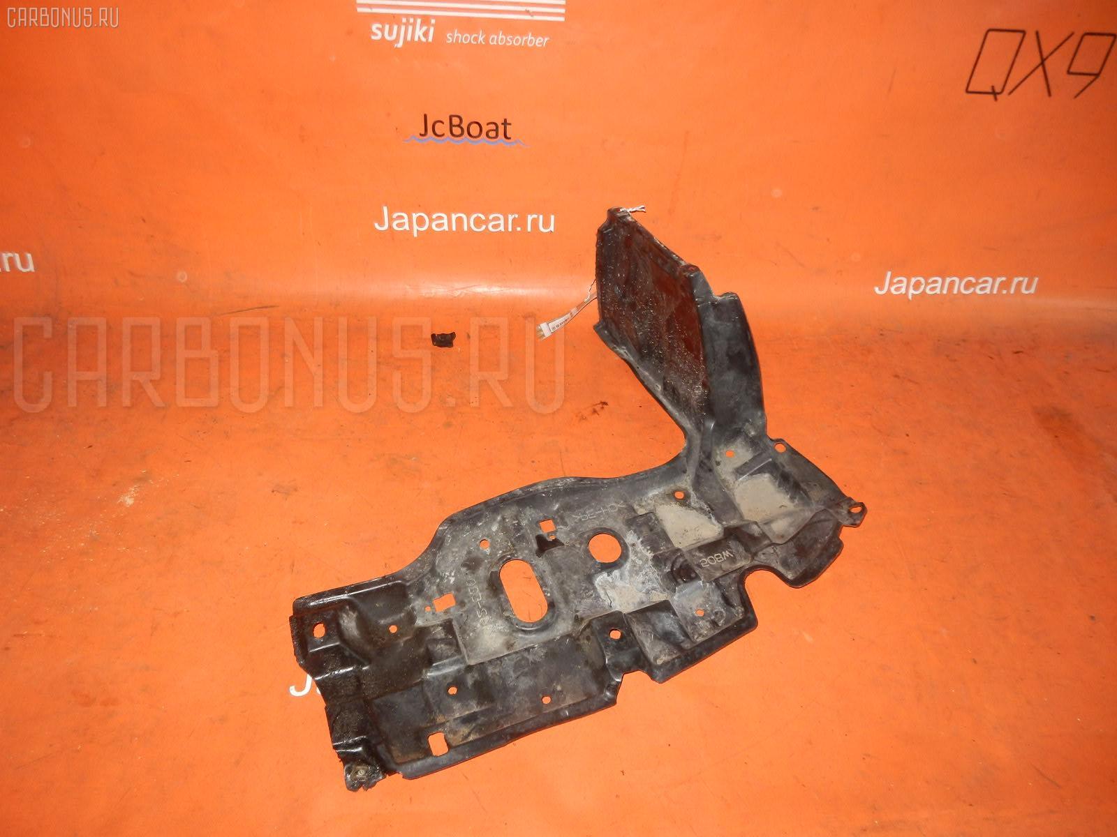 Защита двигателя Toyota Vitz NCP130 Фото 1
