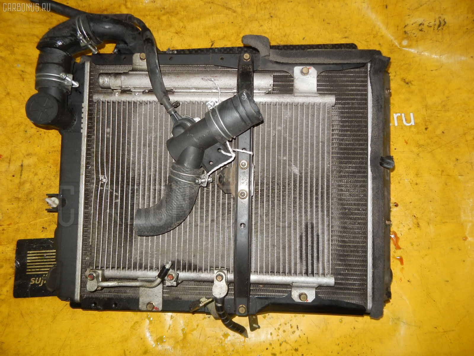 Радиатор ДВС MITSUBISHI CANTER FE70E 4M51 Фото 1