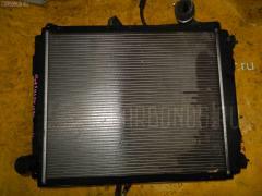 Радиатор ДВС MITSUBISHI CANTER FE70E 4M51 Фото 2