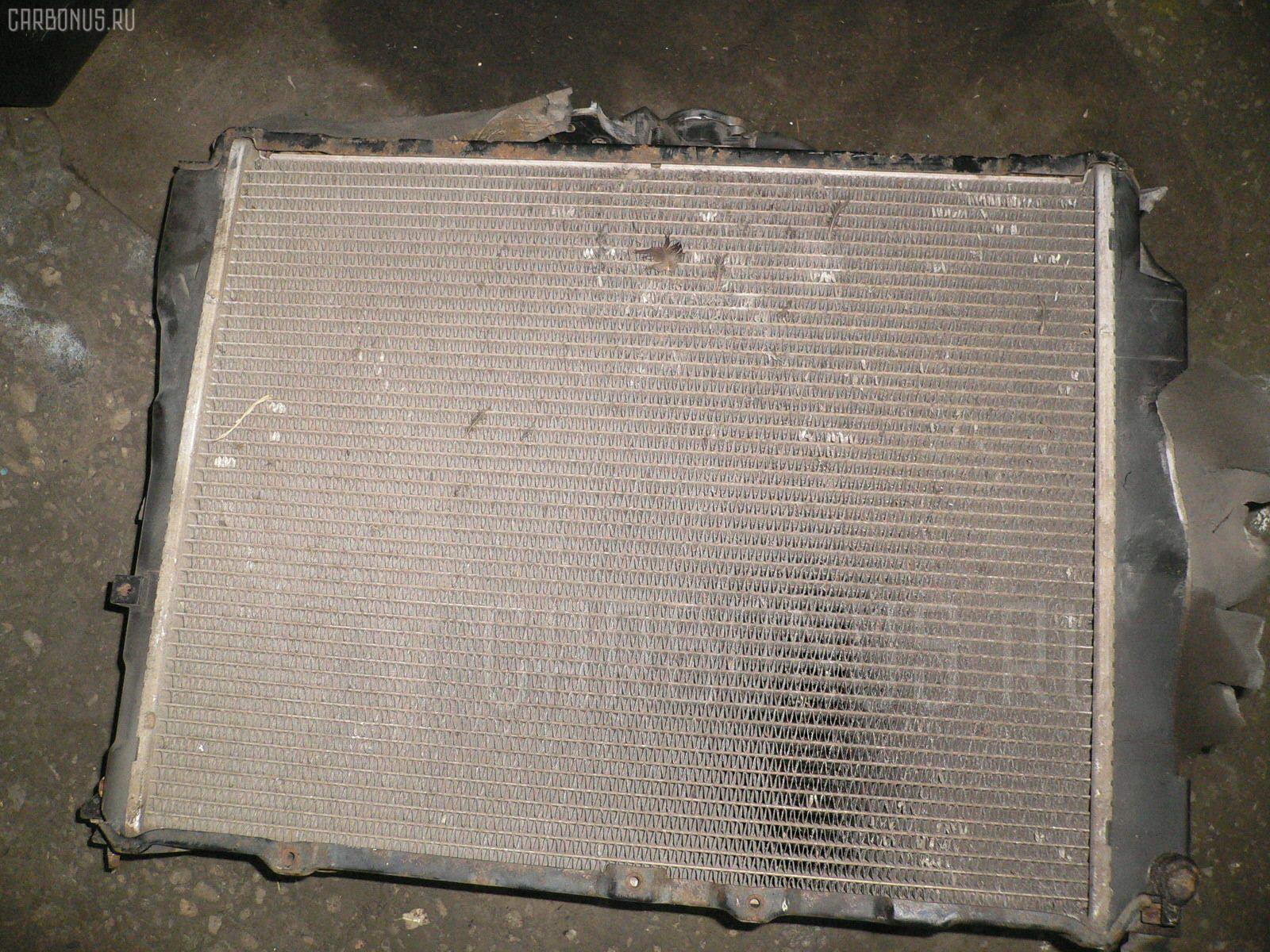 Радиатор ДВС TOYOTA HIACE RZH112V 1RZ-E Фото 1