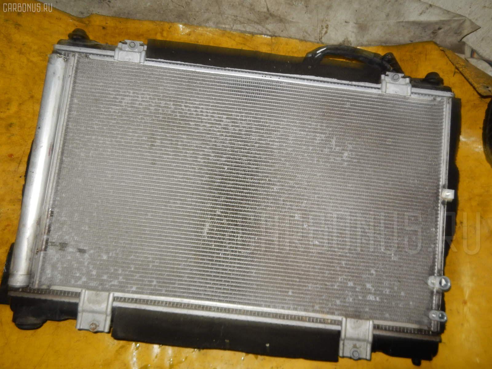 Радиатор ДВС TOYOTA CROWN GRS182 3GR-FSE. Фото 2