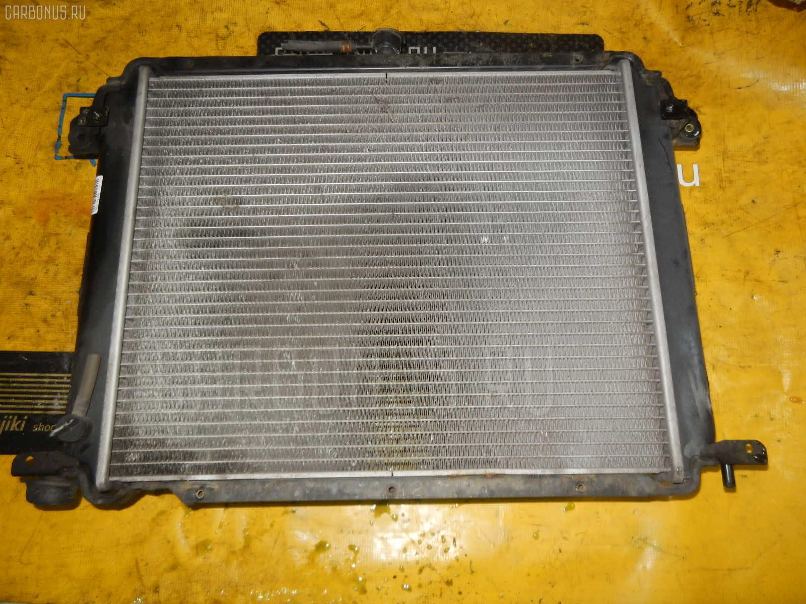 Радиатор ДВС NISSAN CARAVAN CPGE24 KA20DE Фото 1
