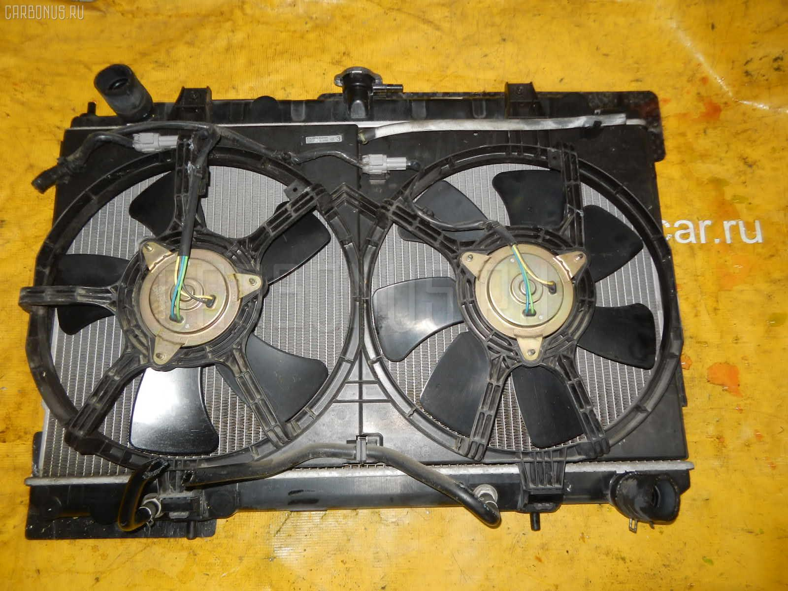 Радиатор ДВС NISSAN CEFIRO A33 VQ20DE. Фото 6
