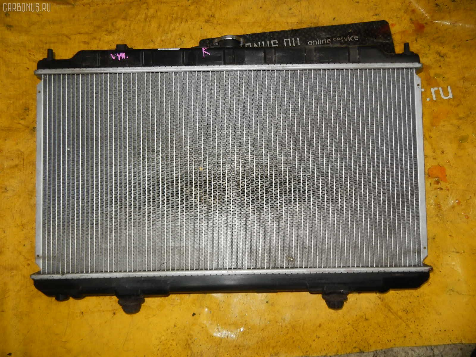 Радиатор ДВС NISSAN AD VAN VFY11 QG15DE. Фото 8