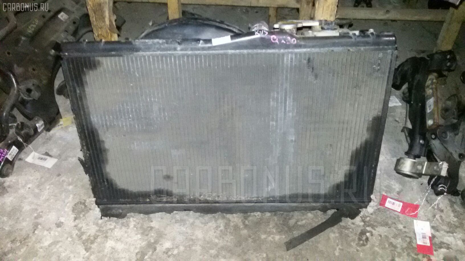 Радиатор ДВС TOYOTA MARK II GX90 1G-FE Фото 1