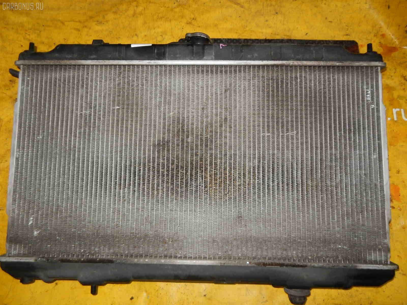Радиатор ДВС NISSAN AD VAN VFY11 QG15DE. Фото 11