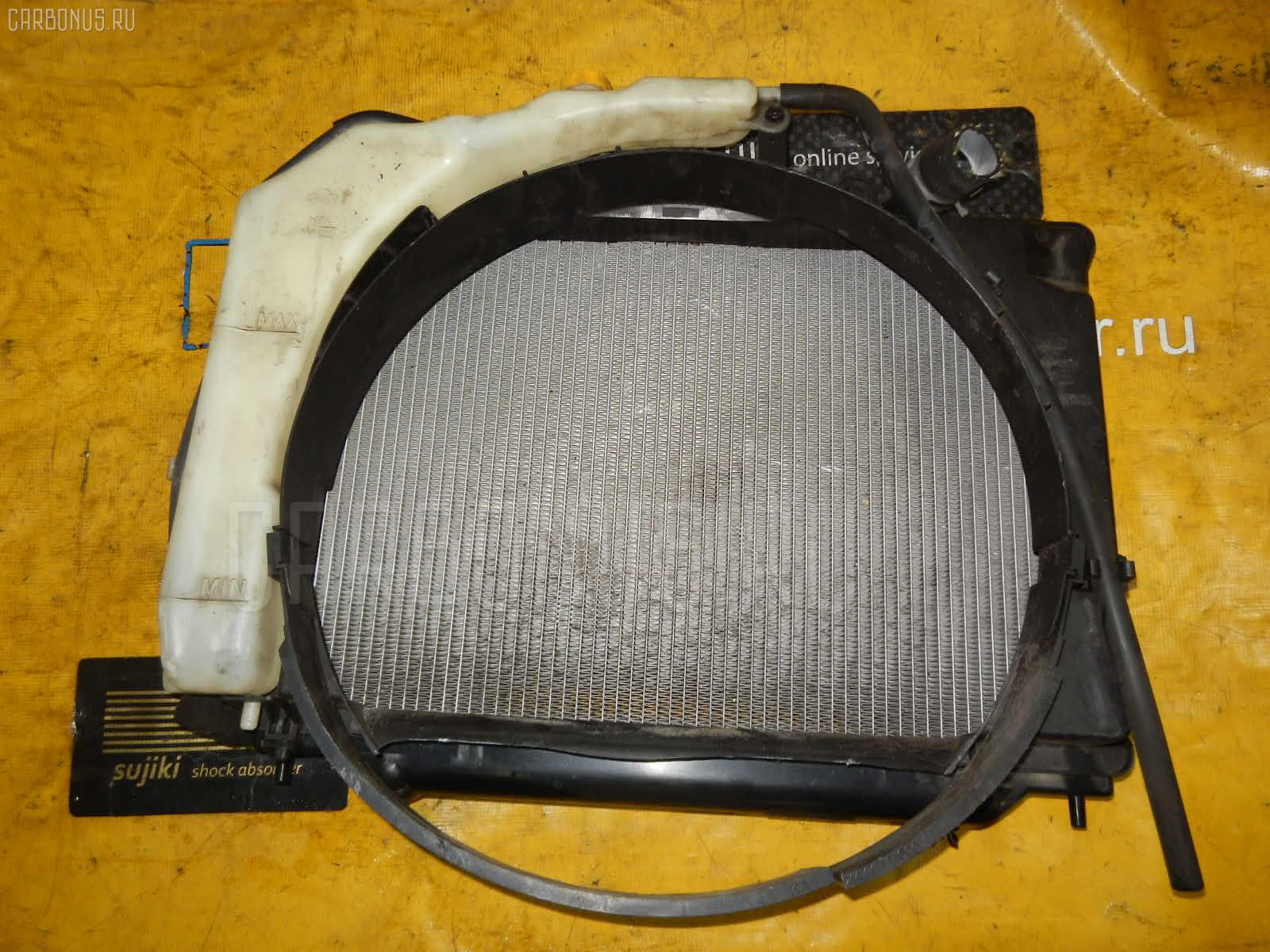 Радиатор ДВС NISSAN CARAVAN VPE25 KA20DE. Фото 10