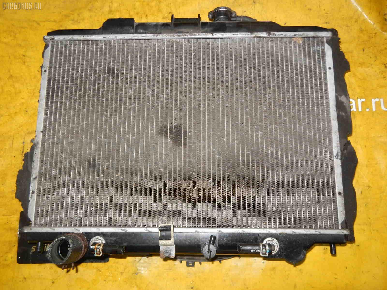 Радиатор ДВС NISSAN CARAVAN VPE25 KA20DE. Фото 9