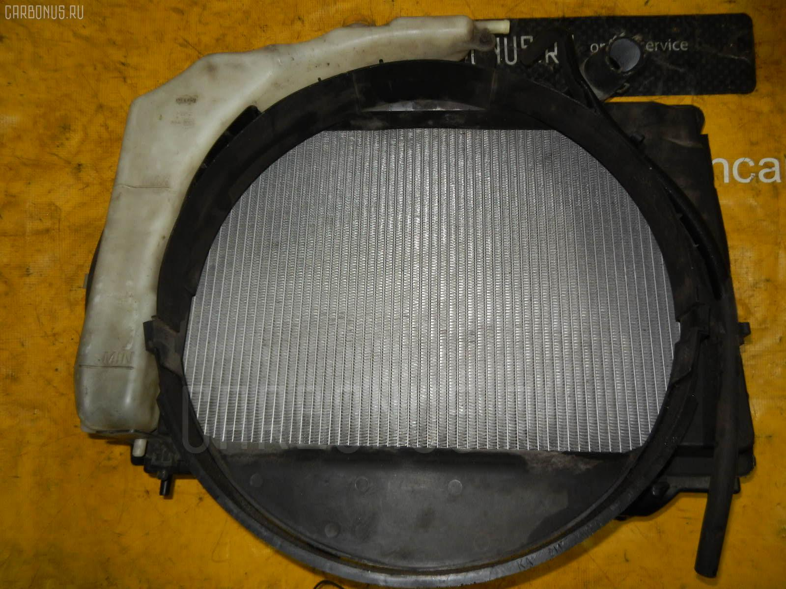 Радиатор ДВС NISSAN CARAVAN VPE25 KA20DE. Фото 11