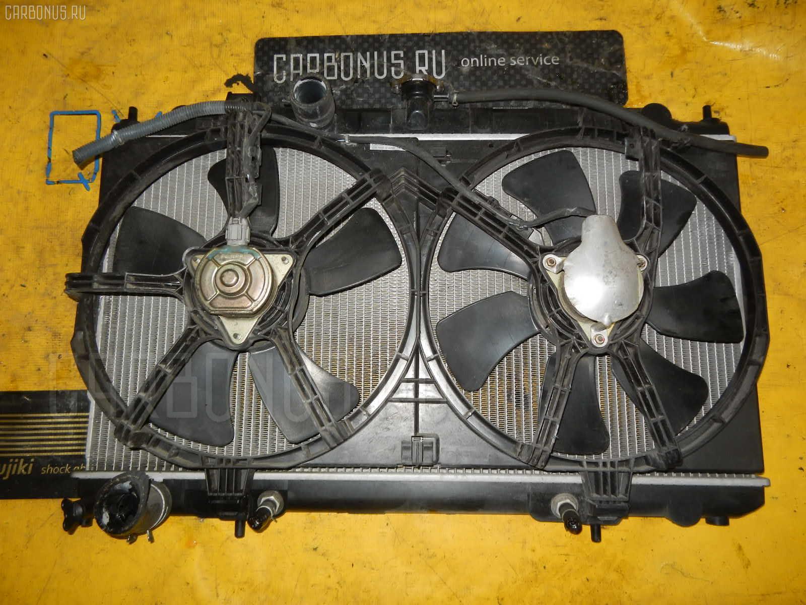 Радиатор ДВС NISSAN BLUEBIRD SYLPHY TG10 QR20DD. Фото 5